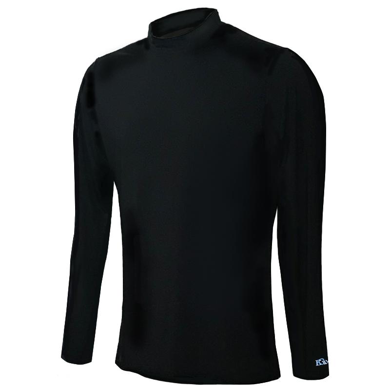 メンズ インナーシャツ、 ブラック