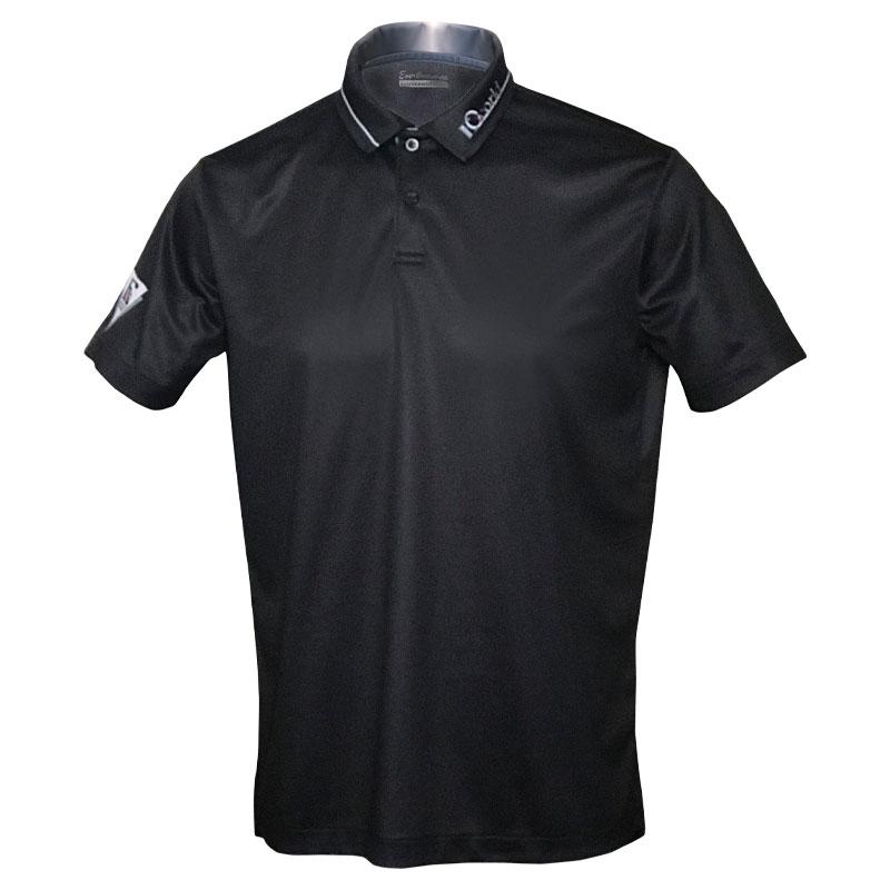 メンズEVER ONEWORLD半袖ポロシャツ グラデーション